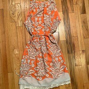 LOFT Dresses - Ann Taylor Tropical Dress